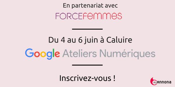 Atelier force femmes sur numerique