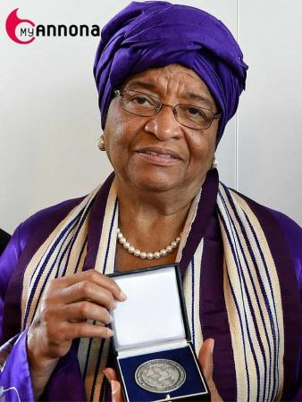 Ellen johnson sirleaf fdj 24