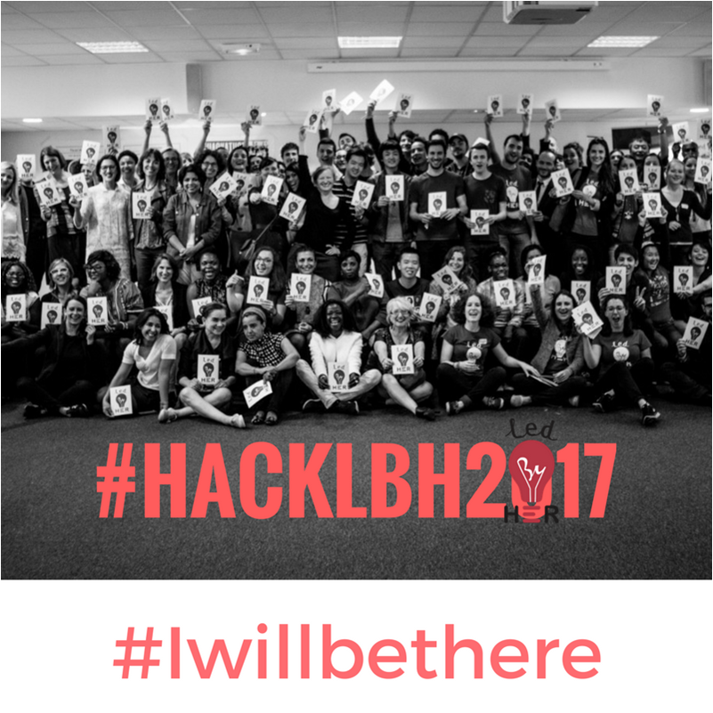 Hackaton led by her
