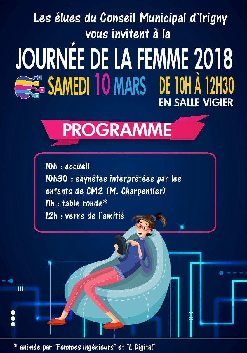 Invitation journee de la femme 2018 1 002