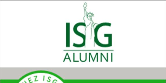 Isg alumni