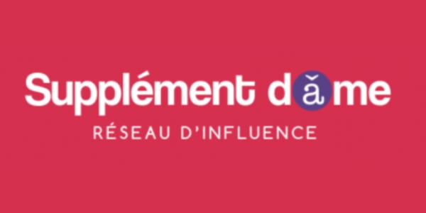 Logo supplement dame plus