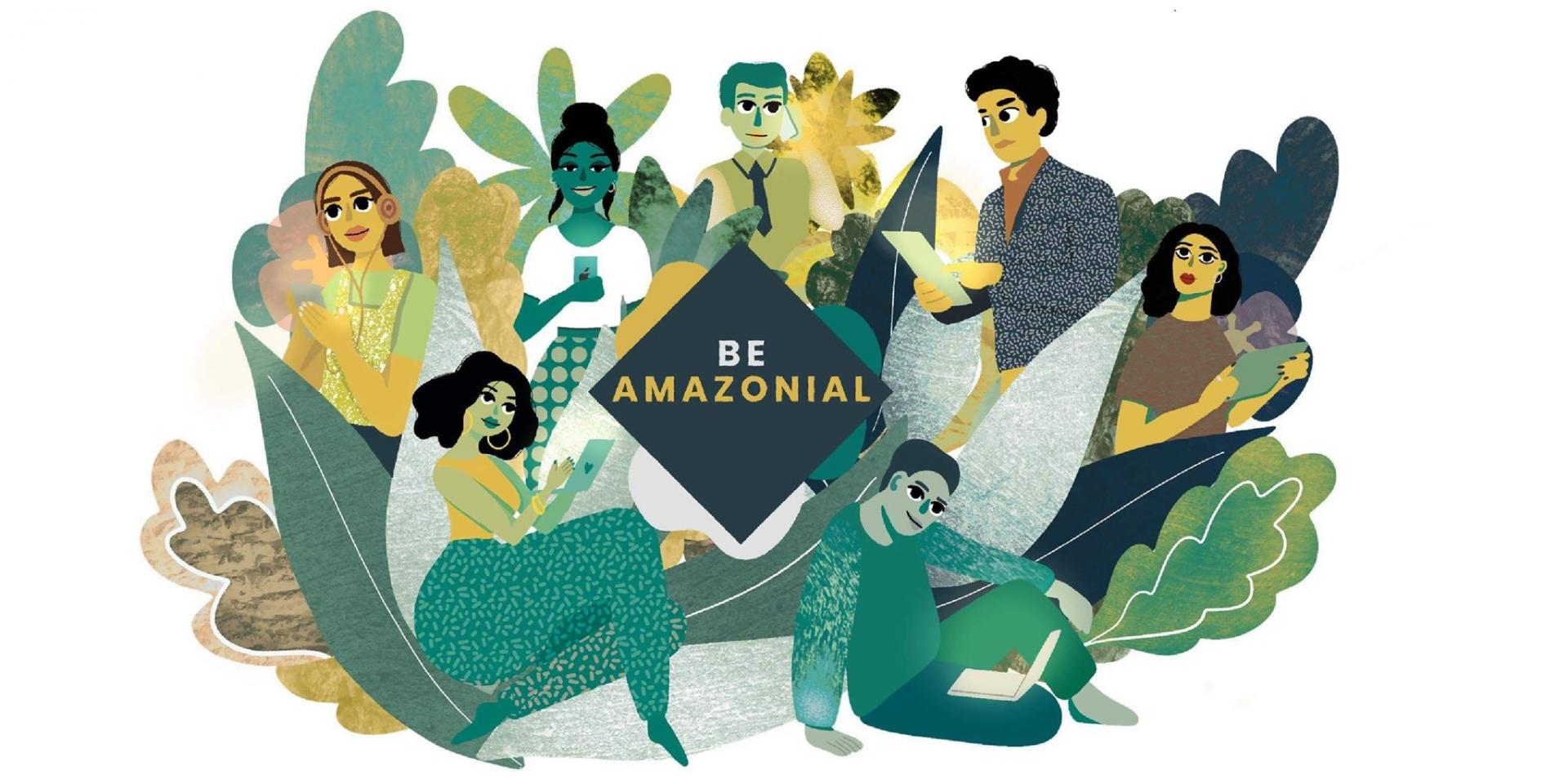 Collectif be amazonial