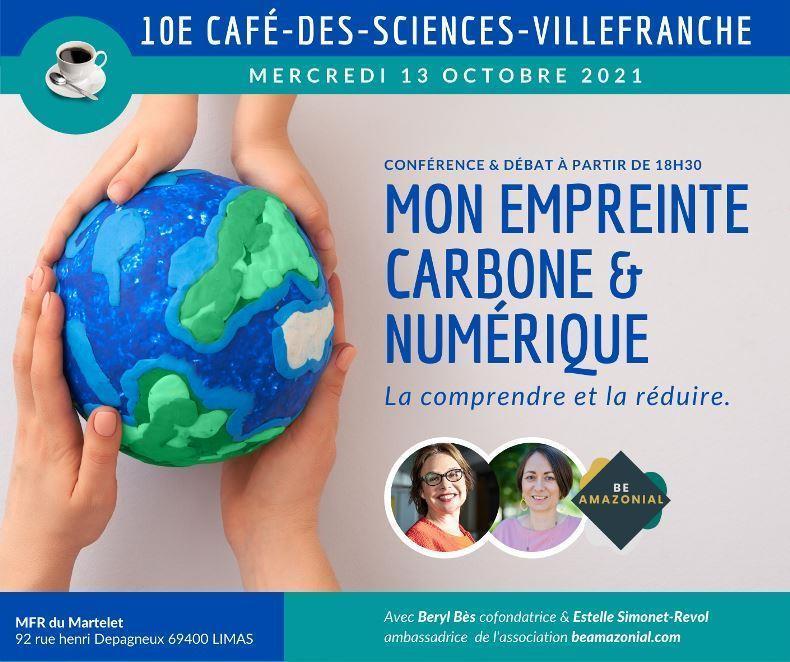 Conference Café des Sciences