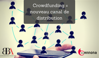 Crowdfunding canal de distribution