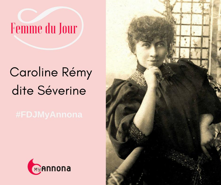 Caroline Remy dit Severine