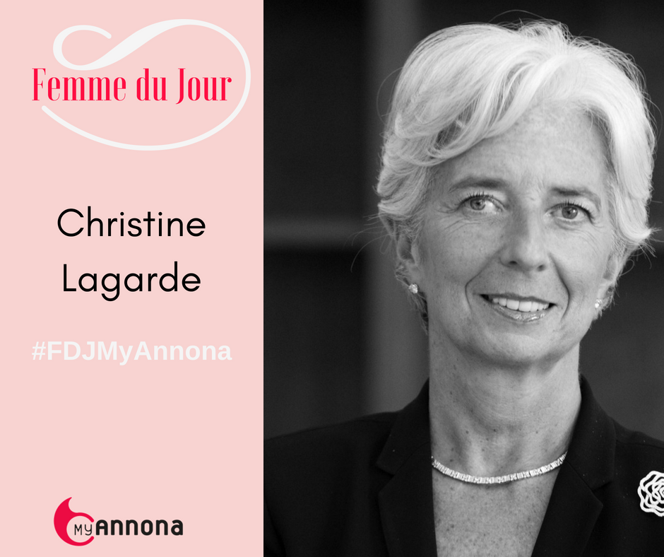 Fdj christine lagarde