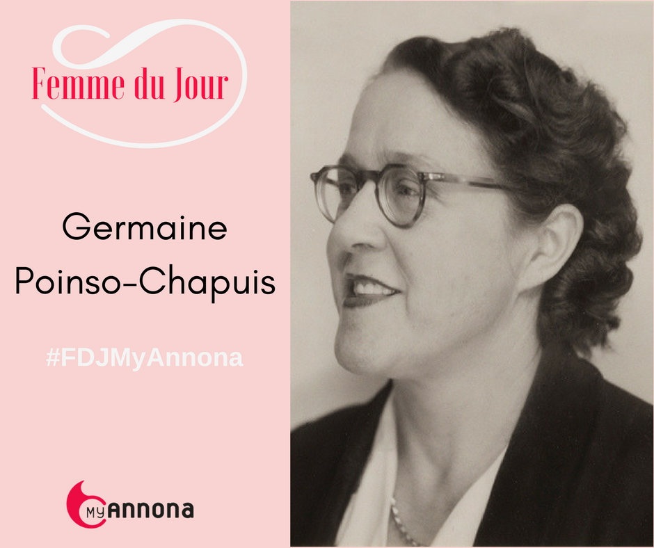 Germaine Poinso Chapuis