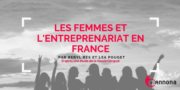 Femmes et entreprenariat