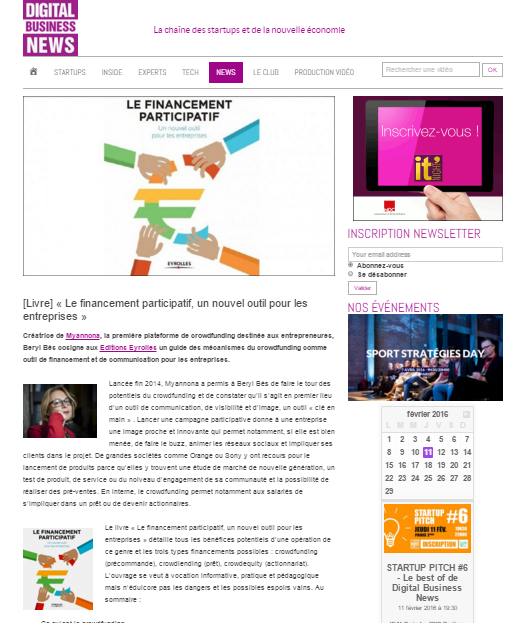 Lefinancementparticipatif digitalbusinessnews 1
