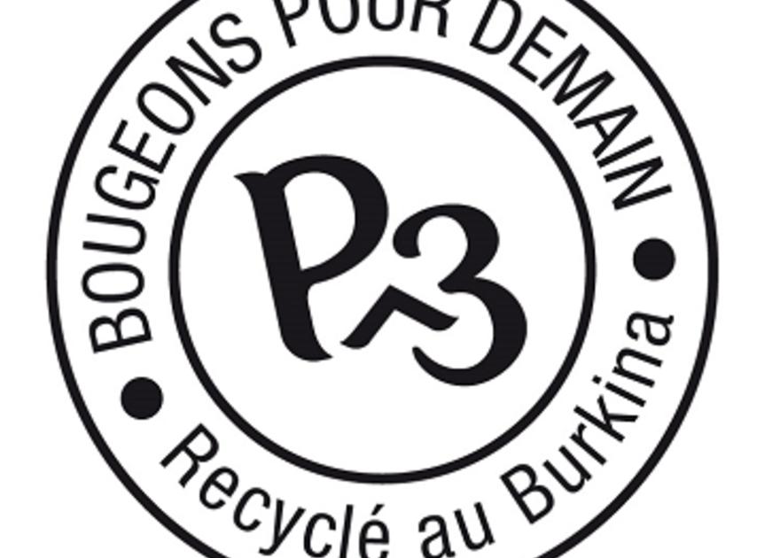 Logo p 3 pixels