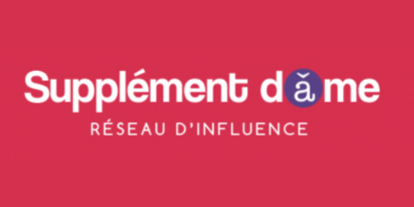 Logo supplement dame plus