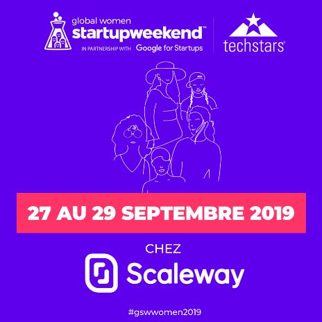 Startup weekend women